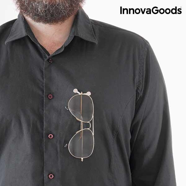 ab91a84176 GADGET - ΕΞΥΠΝΕΣ ΣΥΣΚΕΥΕΣ- Βάση Στήριξης για Γυαλιά με Μαγνήτη InnovaGoods  (Πακέτο με 3) - www.safe-shop.gr